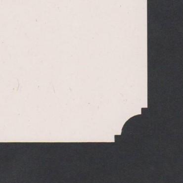 Mustriraud NURK 25 mm - Nõgus
