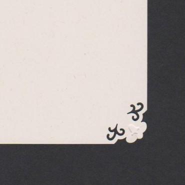 Mustriraud NURK 25 mm - Kelluke