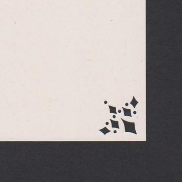 Mustriraud NURK 28 mm - Teemant