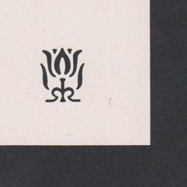 Mustriraud MOTIIV 28 mm - Tulp