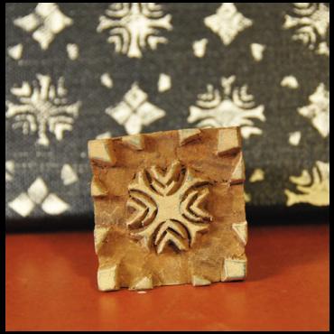 Puittempel B Ornament (4,5x4,5cm)