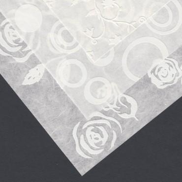 Siidipaber 3D-MUSTRIGA 35 g/m² 25 x 35 cm - ERINEVAD VARIATSIOONID