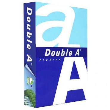 Koopiapaber DOUBLE A 80 g/m² 21 x 29,7 cm (A4) 500 lehte