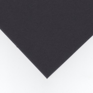 Paspartuupapp DSPC 1,4 mm 1000 g/m² 79 x 109 cm - Must/must