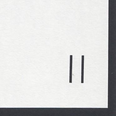 Mustriraud MOTIIV 25 mm - Kaks triipu