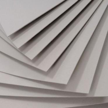 Köitepapp 1,5 mm 945 g/m² 22,5 x 32 cm (A4+) 10 lehte - Hall