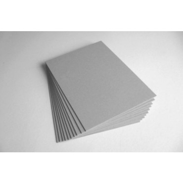 Köitepapp 2 mm 1260 g/m² 50 x 70 cm - Hall