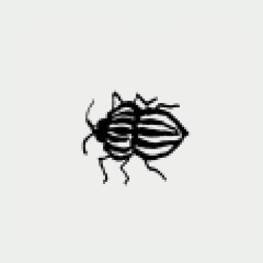 Mustritempel A - Mardikas (16 mm)
