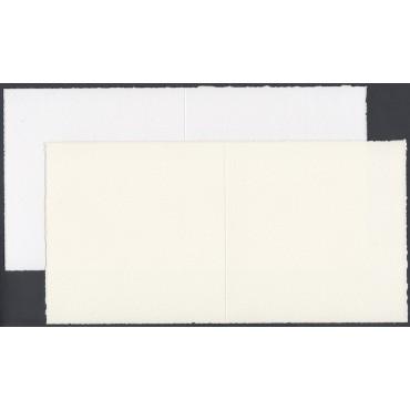 Kaarditoorik ROSSI MEDIOEVALIS 250 g/m² 12 x 24 cm 10 tk - ERINEVAD TOONID