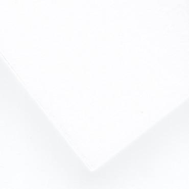 Paspartuupapp VALGE 1,2 mm 102 x 152 cm - Valge