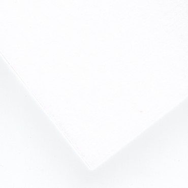 Paspartuupapp VALGE 1,2 mm 735 g/m² 75 x 102 cm - Valge