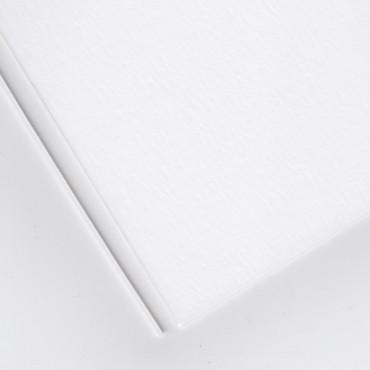 Paspartuupapp VALGE 1,8 mm 1120 g/m² 75 x 102 cm - Valge