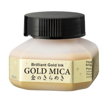 Tint KURETAKE GOLD MICA 60 ml - Kuldne