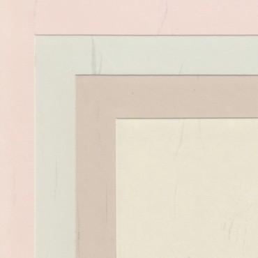 Jaapani paber KAZAGUMO 90 g/m² 14,8 x 21 cm (A5) 10 lehte - ERINEVAD TOONID