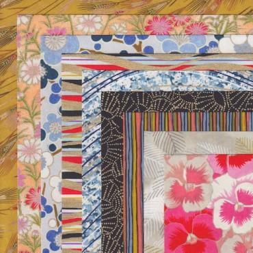 Jaapani paber CHIYOGAMI J 70 g/m² 21 x 29,7 cm (A4) - ERINEVAD TOONID