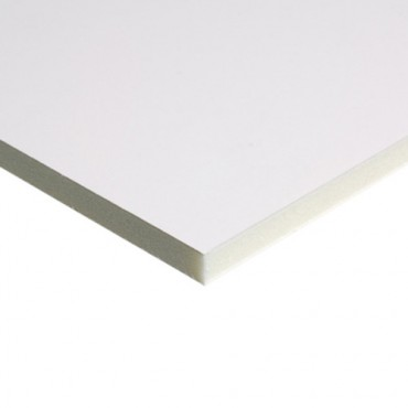 Kapa-Line 10 mm 850 g/m² 50 x 70 cm - Valge