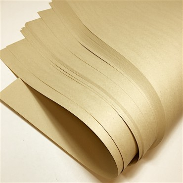 Joonistuspaber OKS 150 g/m² 42 x 59,4 cm (A2) 50 lehte - Kollakas-pruun