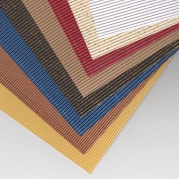 Dekoratiivlainepapp KAP 250 g/m² 79 x 109 cm - ERINEVAD TOONID