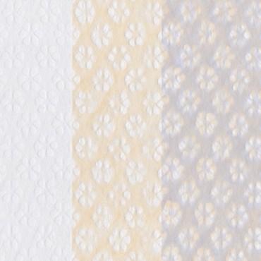 Jaapani paber KOUME TISSUE 17 g/m² 14,8 x 21 cm (A5) 10 lehte - ERINEVAD TOONID