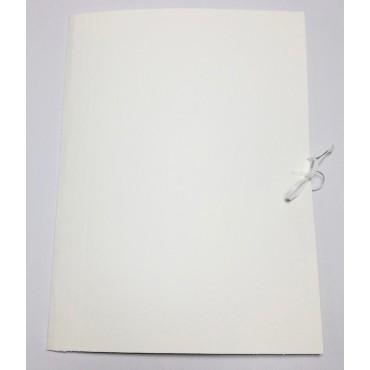 Arhiivimapp 350g  28 x 41 x 4 cm - Valge