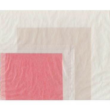 Pärgamentümbris 6,5 x 10 cm 100 tükki - Läbipaistev