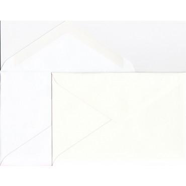 Ümbrik SCANDIA C6 11,5 x 16,2 cm 120 g/m² 50 tükki - ERINEVAD TOONID