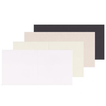 Kaarditoorik FK300 14 x 14 cm (14 x 28 cm) 300 g/m² 10 tükki - ERINEVAD TOONID