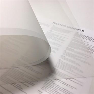 CURIOUS TRANSLUCENTS CLEAR 140 g/m² 21 x 29,7 cm (A4) 5 lehte