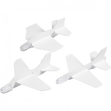 Lennukid 11 - 12,5 cm 3 tükki