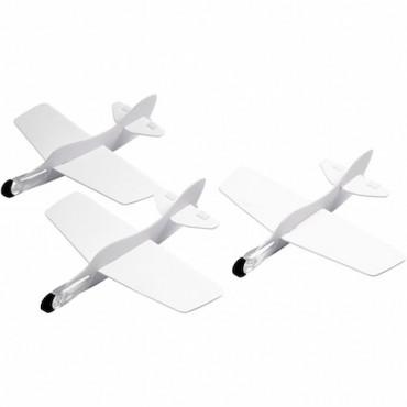 Lennukid 17 - 17,5 cm 3 tükki