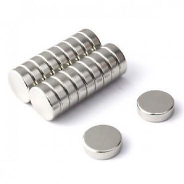 Magnetid Ø 5 mm paksus 2 mm 100 tükki