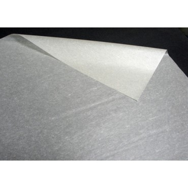 Jaapani paber GAMPI SILK TISSUE 12 g/m² 45 x 61 cm - Loodusvalge