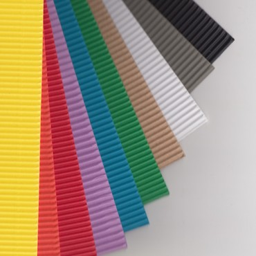 Paberikomplekt LAINEPAPP 280 g/m² 21 x 29,7 cm 10 lehte - Assortii 10 tooni