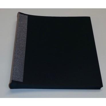 Sisuplokk ALBUM 230 g/m² 23 x 24,5 cm 30 lehte - Must