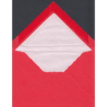 Ümbrik ROSSI voodriga 7 x 10 cm 100 tükki - ERINEVAD TOONID