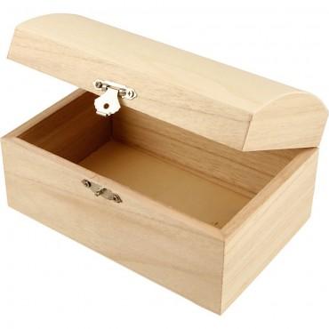 Karp PUIDUST LAEGAS 11 x 16,5 x 8,5 cm kinnitiga