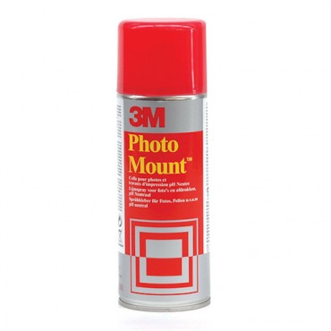 Aerosoolliim PHOTO MOUNT 3M 400 ml