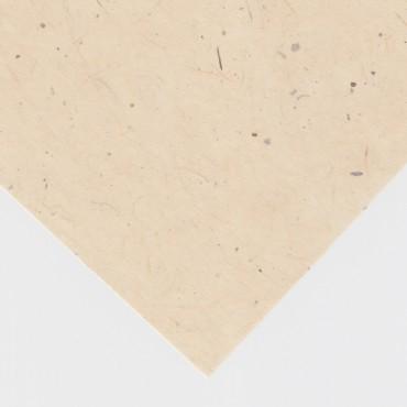 Jaapani paber GAMPI SMOOTH MM #43 32 g/m² 64 x 47 cm - Kreemikas
