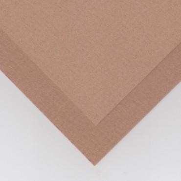 Lainepapp P/P 1,5 mm 70 x 100 cm - pruun/pruun