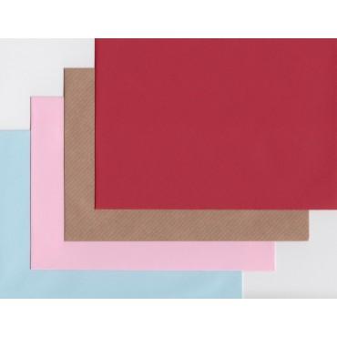 Ümbrik KSH VÄRVILINE 11,4 x 16,2 cm (C6) 120 g/m² 20 tükki - ERINEVAD TOONID