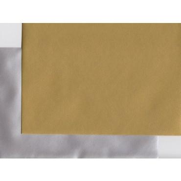 Ümbrik KSH METALLIK 11,4 x 16,2 cm (C6) 120 g/m² 10+10 tükki - Kuld/Hõbe