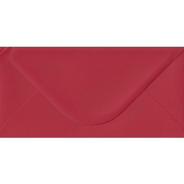 Ümbrik KSH VÄRVILINE 11 x 22 cm (C65) 120 g/m² 20 tükki - Punane
