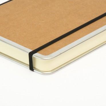 Märkmik BASIC 12 x 16,5 cm 90 g/m² 144 lehte valge - ERINEVAD TOONID