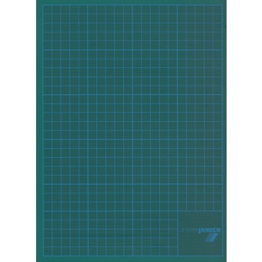 Lõikematt 3 mm 60 x 90 cm - Roheline