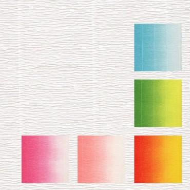 Krepp-paber CLASSIC NUANCED 260% 144 g/m² 50 x 250 cm - ERINEVAD TOONID