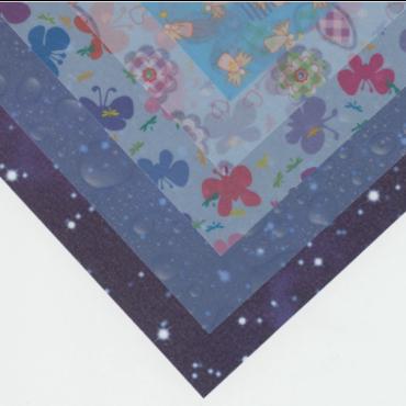 Läbipaistev paber MUSTRIGA 115 g/m² 21 x 29,7 cm (A4) 10 lehte - ERINEVAD MUSTRID