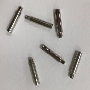 Kinnituskruvi PIKENDUS 20 mm 50 tükki - Hõbedane