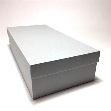 Arhiivikarp 22 x 47 x 11 cm AL1,6 (LUU2) - Hall/valge