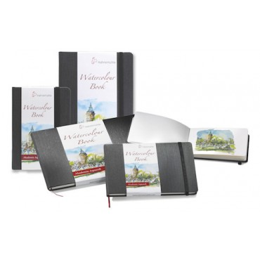 Visandiraamat WATERCOLOUR BOOK 200 g/m² A6 L 30 lehte