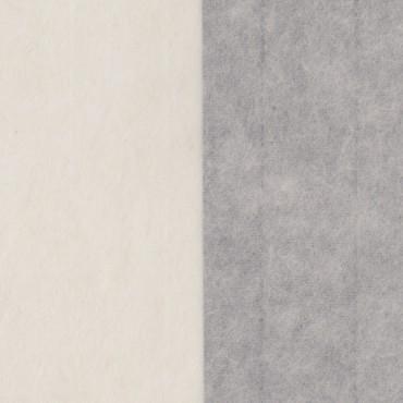 Jaapani paber USU KUCHI LIGHT MM 21 g/m² 64 x 47 cm - Hallikas-valge